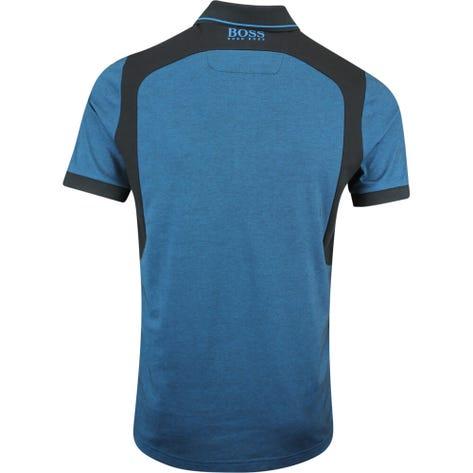 BOSS Golf Shirt - Prek Pro - Black FA19