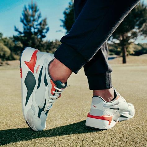 PUMA Golf Shoes - RS-G - Vaporous Grey 2020
