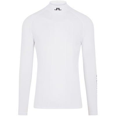 J.Lindeberg Golf Base Layer - Aello Soft Compression - White SS21
