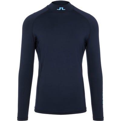J.Lindeberg Golf Base Layer - Aello Soft Compression - JL Navy SS21