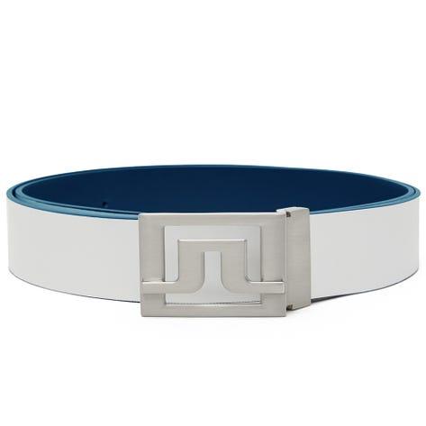 J.Lindeberg Golf Belt - Slater Detachable - Majolica Blue AW21