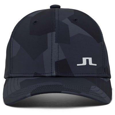 J.Lindeberg Golf Cap - Camo Print - JL Navy AW21