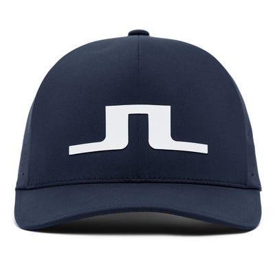 J.Lindeberg Golf Cap - Dylan Tech - JL Navy AW21
