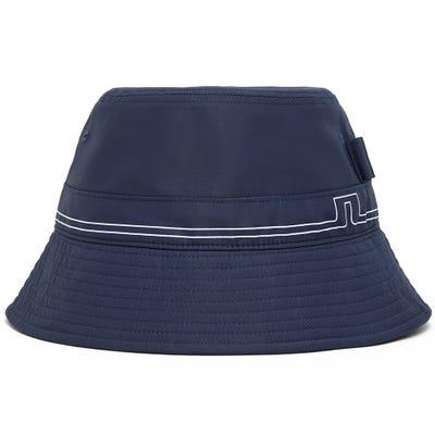 J.Lindeberg Golf Hat - Hans Bucket - JL Navy AW21