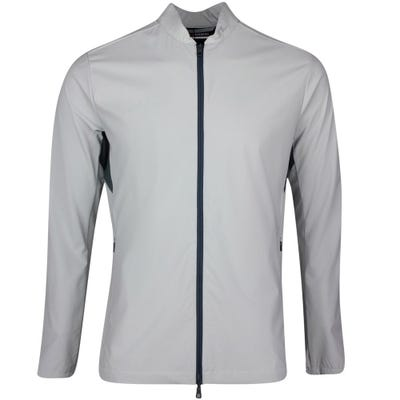 J.Lindeberg Golf Jacket - KV Hybrid - Stone Grey SS21