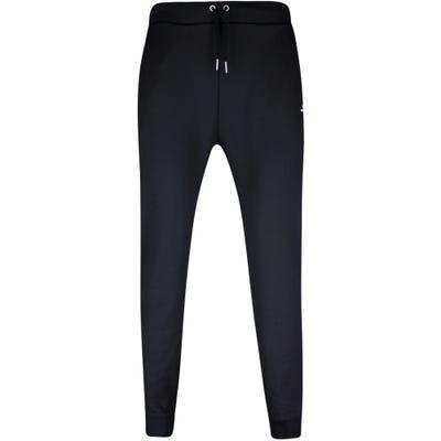 J.Lindeberg Trousers - Stretch Fleece Pant - Black SS21