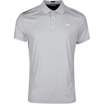 J.Lindeberg Golf Shirt - Flinn Regular Fit - Stone Grey SS21