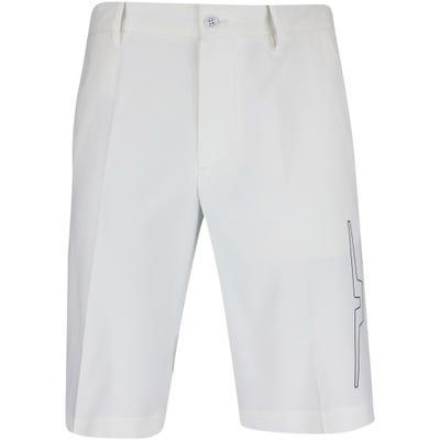 J.Lindeberg Golf Shorts - Chris Logo - White AW21