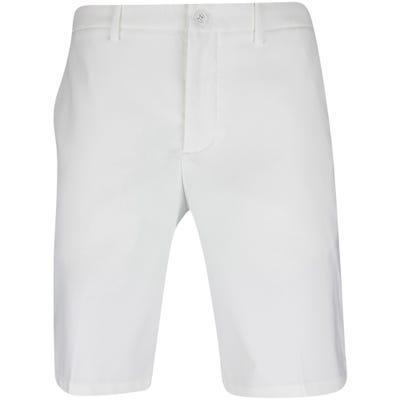 J.Lindeberg Golf Shorts - Ross Tech - White HS21