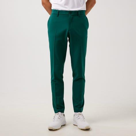 J.Lindeberg Golf Trousers - Ellott Pant - Treeline Green AW21