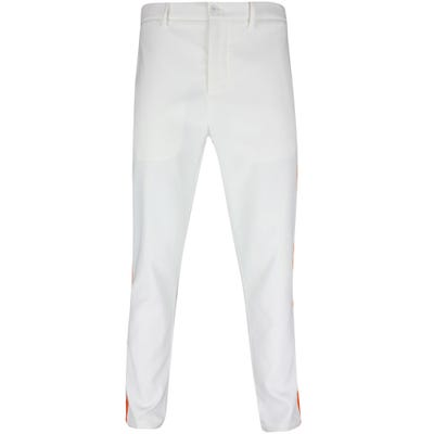 J.Lindeberg Golf Trousers - Ross Pant - White SS21