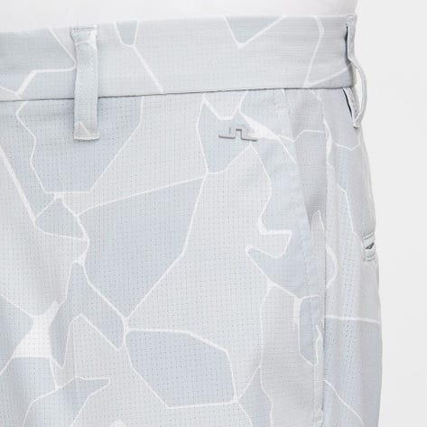 J.Lindeberg Golf Trousers - Tim Camo Pant - Stone Grey SS21