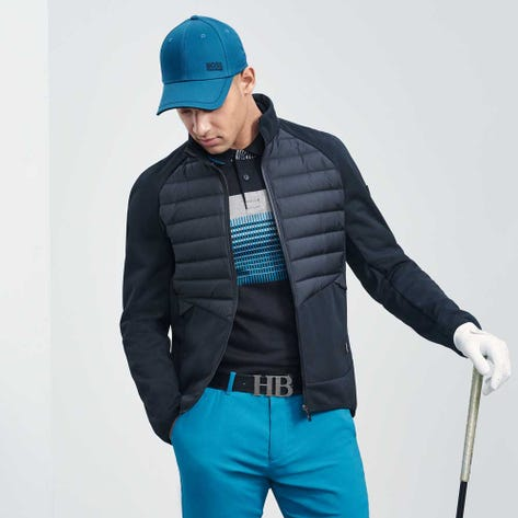 BOSS Golf Jacket - Jalmstad Pro 3 - Black FA19