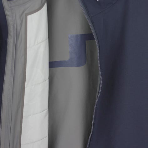 J.Lindeberg Golf Jacket - Avery Waterproof - JL Navy AW21