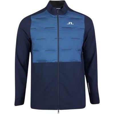 J.Lindeberg Golf Jacket - Shield Primaloft - Majolica Blue AW21