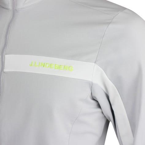 J.Lindeberg Golf Mid Layer - Seasonal Jarvis - Micro Chip AW21