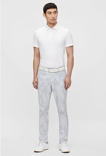 J.Lindeberg - Grey Camo Print Pants - SS21 Campaign