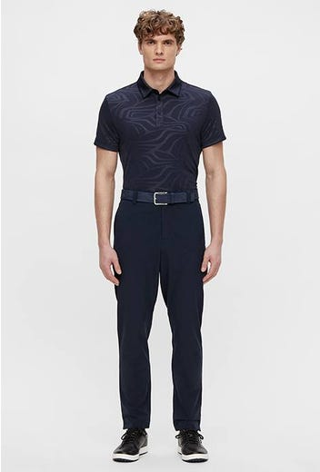 J.Lindeberg - Tonal Print Slim Fit Polo - SS21 Campaign