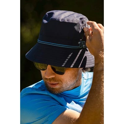 J.Lindeberg - Erik Anders Lang Bucket Hat - SS21 Campaign