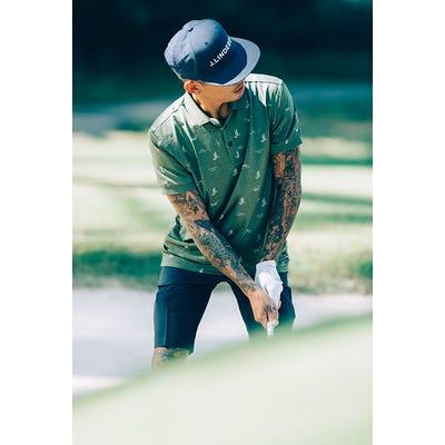 J.Lindeberg Golf Shirt - Spring Summer Look Book 2021