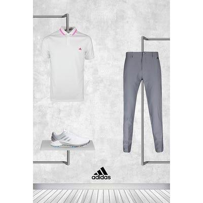 Joaquin Niemann - Masters Friday - adidas Golf Shirt 2021