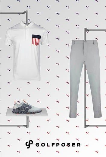 Kyle Westmoreland - US Open Thursday - PUMA Volition 2021