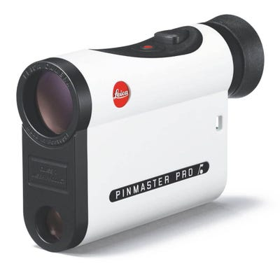Leica Golf Laser Rangefinder - Pinmaster II Pro - White 2021