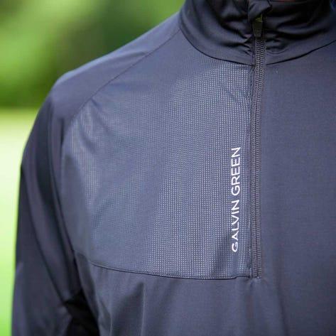 Galvin Green Golf Jacket - Lincoln Interface-1 - Black SS20