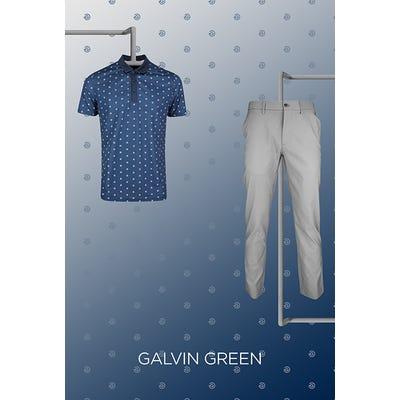 Martin Laird - US Open Friday - Galvin Green Logo Polo 2021
