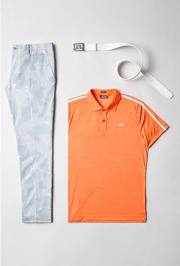 Matt Wallace - Masters Saturday - Camouflage JL Golf Trousers 2021
