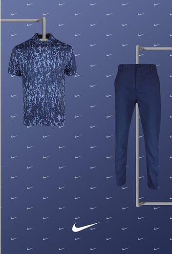 Matthew Sharpstene - US Open Thursday - Nike Golf Shirt 2021