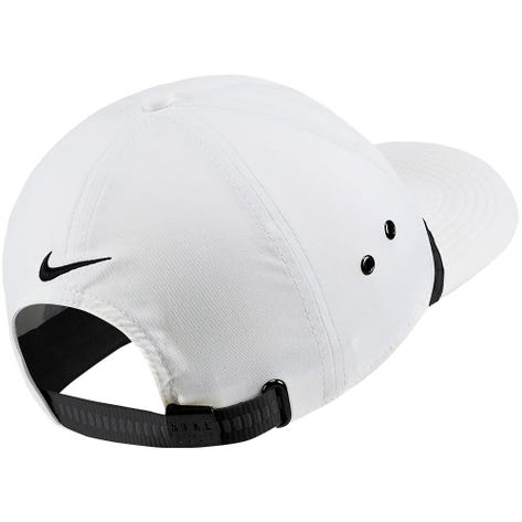 Nike Golf Cap - NK Aerobill Classic 99 Rope - White SU20