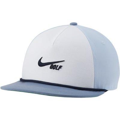 Nike Golf Cap - NK Aerobill True Retro 72 - White SU21