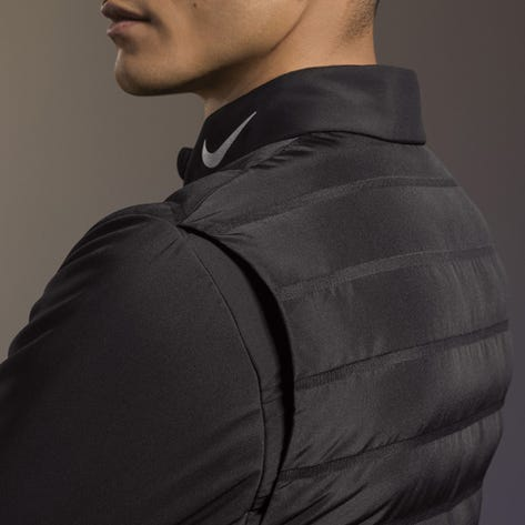 Nike Golf Jacket - Aeroloft Repel - Black AW19