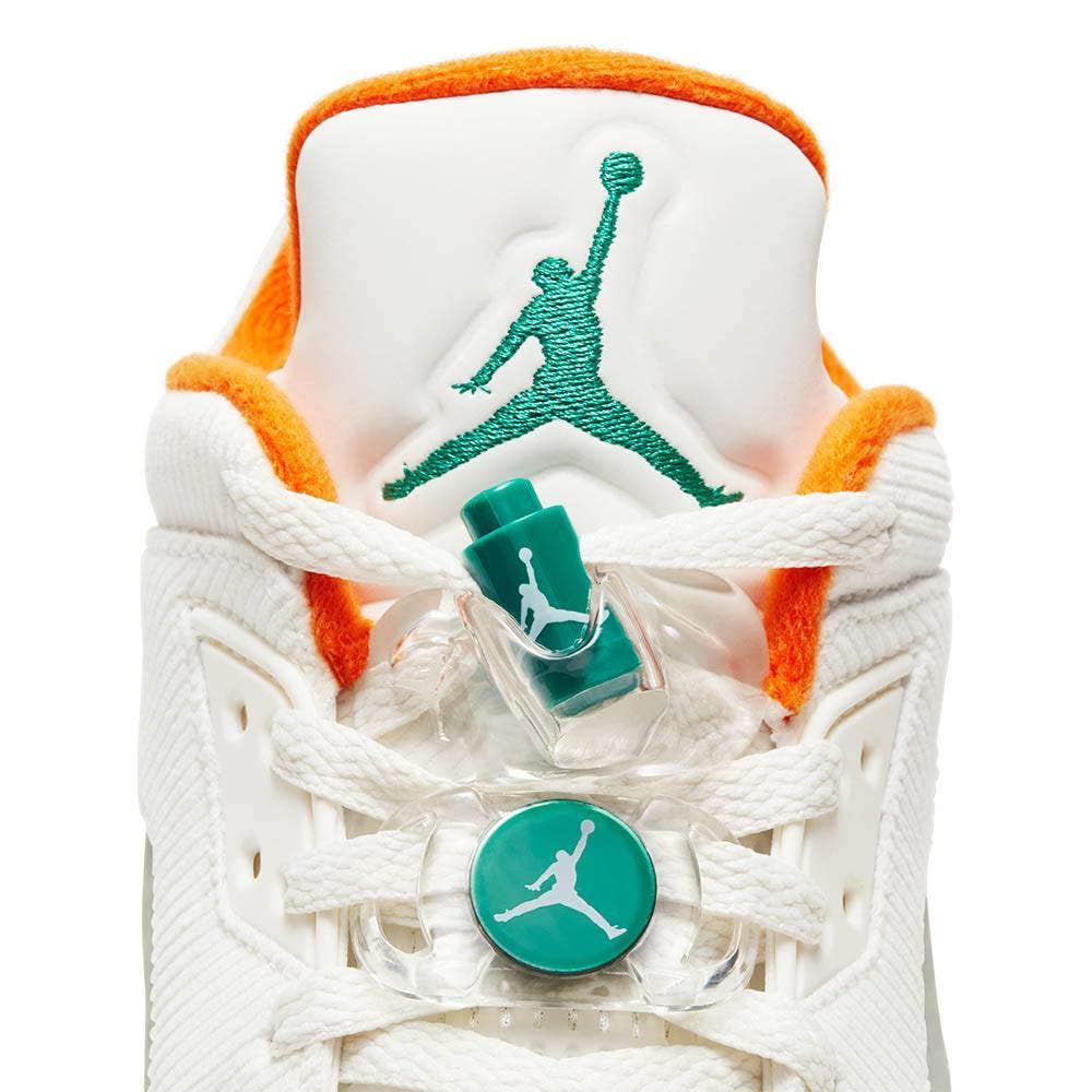 Nike Golf Shoes - Air Jordan 5 Low G - Rather Lucky NRG 2020