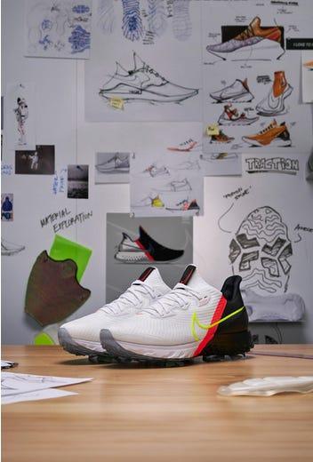 Nike Golf - Brooks Koepka Golf Shoes - Air Zoom Infinity Tour 2020