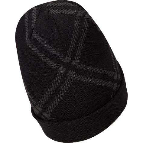 Nike Golf Hat - Reversible Statement Beanie - Black HO21
