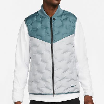 Nike Golf Gilet - Therma Fit ADV Repel Vest - Hasta HO21