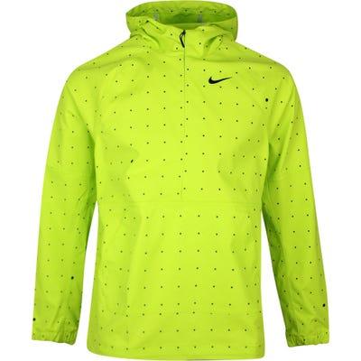 Nike Golf Jacket - NK Space Dot Repel Hoodie - Cyber Green SP21
