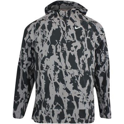 Nike Golf Jacket - NK Bark Print Repel Hoodie - Dust SU21