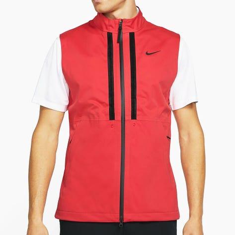 Nike Golf Jacket - SF ADV Rapid Adapt Waterproof - Track Red FA21