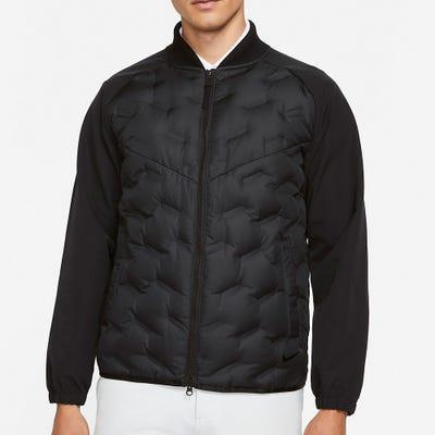 Nike Golf Jacket - Therma Fit ADV Repel - Black HO21