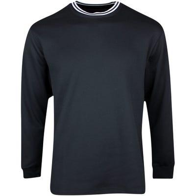 Nike Golf Jumper - NK Dry NGC Crew - Black SP21