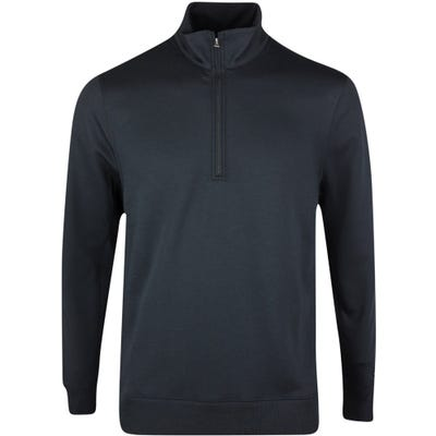 Nike Golf Pullover - NK Dry Player HZ - Black HO21