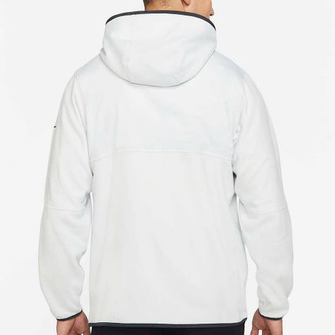 Nike Golf Pullover - NK Therma Victory Hoodie - Photon Dust FA21