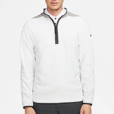 Nike Golf Pullover - NK Therma Victory HZ - Photon Dust HO21