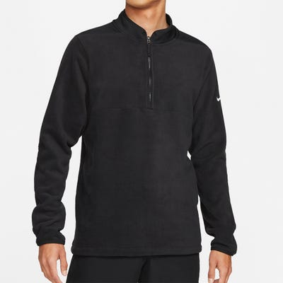 Nike Golf Pullover - NK Therma Victory HZ - Black HO21
