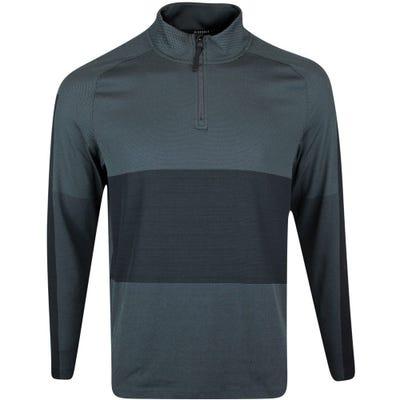 Nike Golf Pullover - NK Dry Vapor HZ - Black SP21