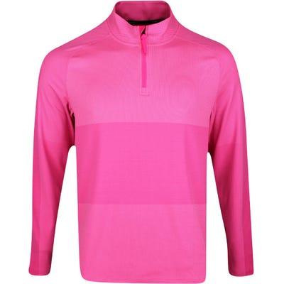 Nike Golf Pullover - NK Dry Vapor HZ - Hyper Pink SP21