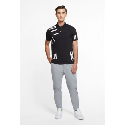 Nike Golf - Black NIKEGOLF Logo Print - Campaign Look 2020